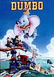 "Movie poster for ""Dumbo"""