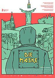 """Filmplakat für """"Die Maske"""""""