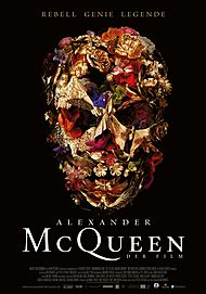 "Movie poster for ""McQueen"""