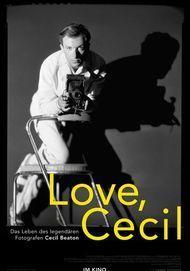 """Filmplakat für """"LOVE, CECIL"""""""