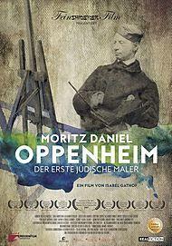 """Filmplakat für """"Moritz Daniel Oppenheim - Der erste jüdische Maler"""""""
