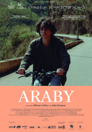 """Movie poster for """"ARABY"""""""