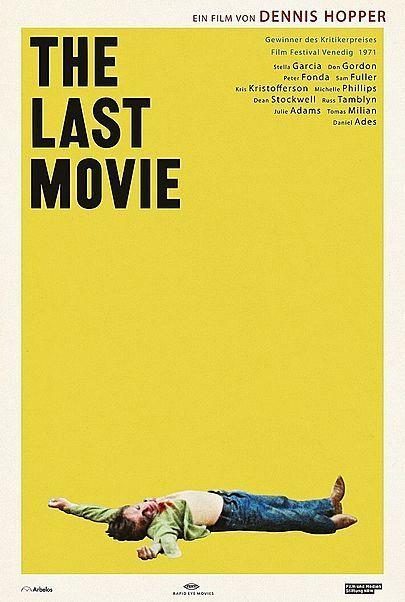 """Filmplakat für """"The Last Movie (WA)"""""""
