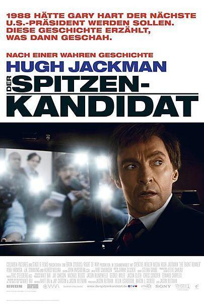 """Filmplakat für """"Der Spitzenkandidat"""""""