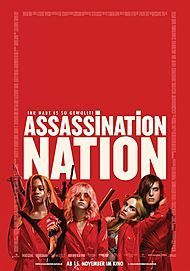 "Filmplakat für ""ASSASSINATION NATION"""