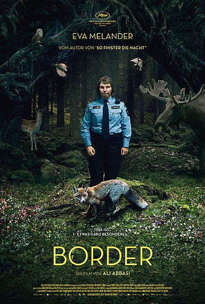 """Filmplakat für """"Border"""""""
