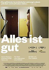 """Filmplakat für """"ALLES IST GUT"""""""