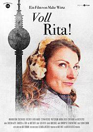 """Filmplakat für """"Voll Rita!"""""""