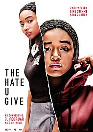 "Filmplakat für ""THE HATE U GIVE"""