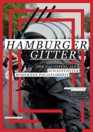 """Filmplakat für """"Hamburger Gitter - Der G20-Gipfel als Schaufenster moderner Polizeiarbeit"""""""