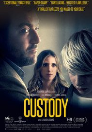 "Movie poster for ""CUSTODY"""