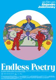 "Filmplakat für ""Endless Poetry"""