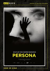 """Filmplakat für """"Persona"""""""