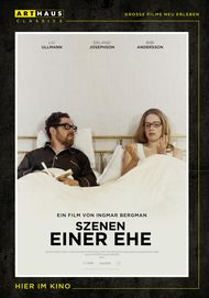 """Filmplakat für """"Szenen einer Ehe"""""""