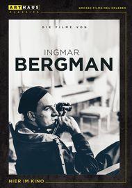 """Filmplakat für """"Ingmar Bergman Retrospektive"""""""