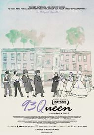 "Movie poster for ""93 QUEEN"""