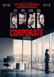 "Movie poster for ""CORPORATE"""