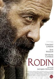 "Movie poster for ""RODIN"""