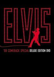 "Movie poster for ""ELVIS: '68 COMEBACK SPECIAL"""