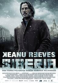 "Movie poster for ""SIBERIA"""