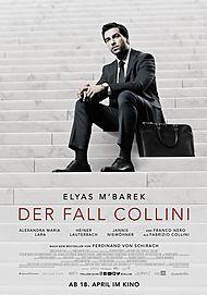 """Filmplakat für """"DER FALL COLLINI"""""""