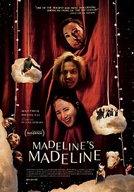 "Movie poster for ""MADELINE'S MADELINE"""