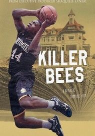 "Movie poster for ""KILLER BEES"""