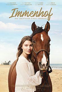 """Filmplakat für """"Immenhof - Das Abenteuer eines Sommers"""""""