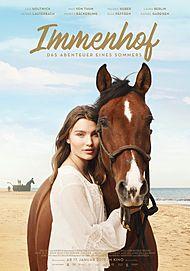 """Movie poster for """"Immenhof - Das Abenteuer eines Sommers"""""""