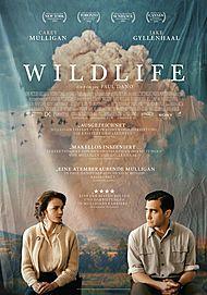 """Filmplakat für """"WILDLIFE"""""""