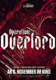 "Filmplakat für ""Operation: Overlord"""