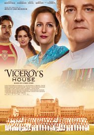 "Movie poster for ""VICEROY'S HOUSE"""