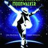 "Movie poster for ""MOONWALKER"""