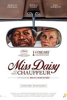 "Movie poster for ""DRIVING MISS DAISY"""