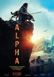 """Movie poster for """"ALPHA"""""""