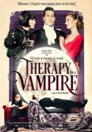 """Movie poster for """"THERAPY FOR A VAMPIRE"""""""