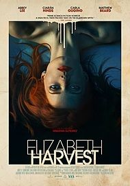 "Movie poster for ""ELIZABETH HARVEST"""