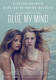 "Filmplakat für ""Blue My Mind"""