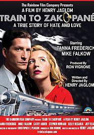 "Movie poster for ""TRAIN TO ZAKOPANÉ"""
