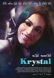 """Filmplakat für """"Krystal"""""""