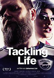 "Filmplakat für ""Tackling Life"""