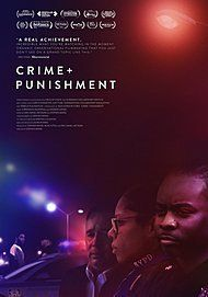 "Movie poster for ""CRIME AND PUNISHMENT"""