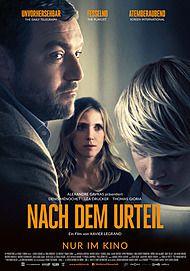 """Filmplakat für """"Nach dem Urteil"""""""