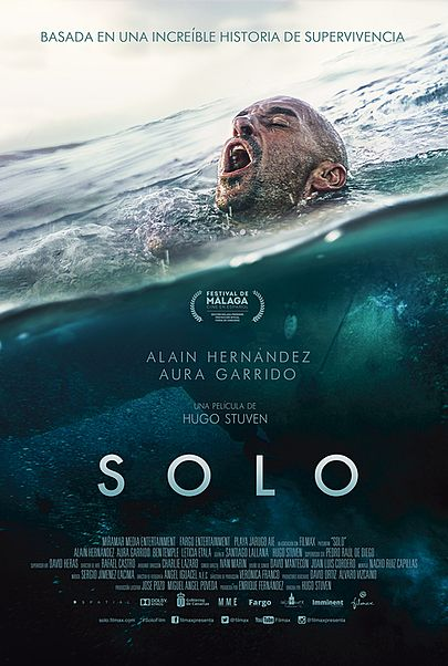 "Movie poster for ""SOLO"""