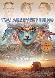 "Filmplakat für ""You are everything"""