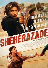 "Movie poster for ""SHEHERAZADE"""