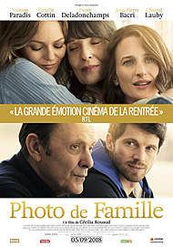 "Movie poster for ""Photo de Famille"""