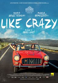 "Movie poster for ""LIKE CRAZY"""