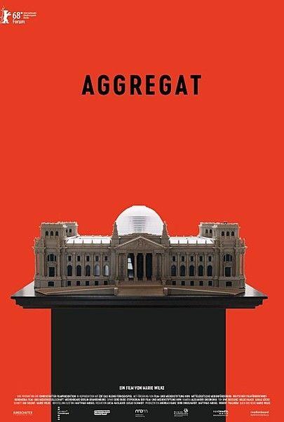 """Filmplakat für """"Aggregat"""""""