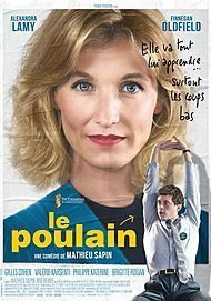 """Movie poster for """"LE POULAIN( WE NEED YOUR VOTE)"""""""
